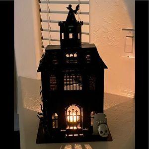 Halloween Candleholder decor